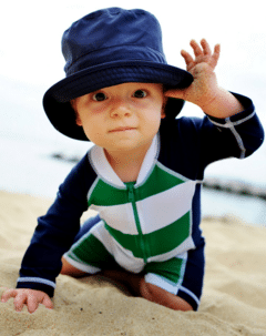Stoerekindjes - Zwemkleding baby